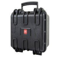 Monoprice Weatherproof Hard Case with Customizable Foam 12x10x8in (Open Box)
