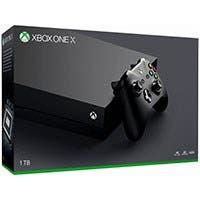 Microsoft Xbox One X 1TB Console CYV-00001 - Black