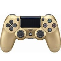 Sony DualShock 4 Wireless Controller for PlayStation 4 (PS4) - Gold