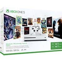 Microsoft Xbox One S 500GB Starter Bundle