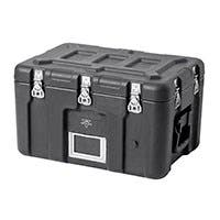 Pure Outdoor by Monoprice Stackable Rotomolded Weatherproof Case with Customizable Foam, 19 x 13 x 12 inches