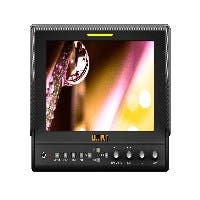 Lilliput 7in Camera Top Monitor 663/O/P (With Waveform)