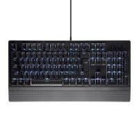 Monoprice Enthusiast Backlit Full Size OUTEMU Blue Switch Mechanical Keyboard (Open Box)