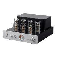 Monoprice Pure Tube Stereo Amplifier with Bluetooth Line and Phono Inputs (Open Box)