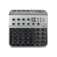 Monoprice 8-Channel Audio Mixer with USB (Open Box)