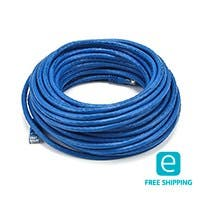 Monoprice Essentials Cat6 24AWG UTP Ethernet Network Patch Cable, 50ft Blue