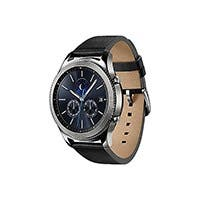 Samsung - Gear S3 Classic Smartwatch 46mm Stainless Steel Verizon - Silver - SM-R775VZSAVZW