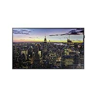 "Samsung 55"" Class UHD Commercial Smart LED Display  - 3840X2160 4000:1 3YR 500NIT DVI-D HDMI USB - QM55H"