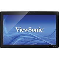 "Viewsonic TD2740 27"" LED LCD Touchscreen Monitor - 16:9 - 12 ms - Projected Capacitive - Multi-touch Screen - 1920 x 1080 - Full HD - Adjustable Display Angle - 3,000:1 - 260 Nit"