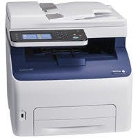 Xerox WorkCentre 6027/NI LED Multifunction Printer - Color - Plain Paper Print - Desktop - Copier/Fax/Printer/Scanner - 18 ppm Mono/18 ppm Color Print - 1200 x 2400 dpi Print - 18 cpm Mono/18 cpm Colo
