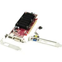 Visiontek Radeon HD 6350 Graphic Card - 1 GB DDR3 SDRAM - PCI Express 2.0 x16 - Single Slot Space Required - 2560 x 1600 - DirectX 11.0 - 1 x HDMI - 1 x VGA - 1 x Total Number of DVI - 2 x Monitors Su