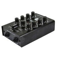 Monoprice Portable DJ Mixer for Tablets and Smartphones (Open Box)
