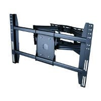 Full-Motion Wall Mount Bracket for 42~63in TVs up to 200 lbs (Open Box)