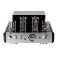 Monoprice 25 Watt Stereo Hybrid Tube Amplifier with Bluetooth (Open Box)