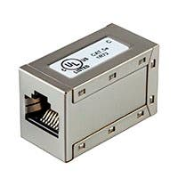 Monoprice 8P8C RJ45 Cat5e Shielded Inline Coupler