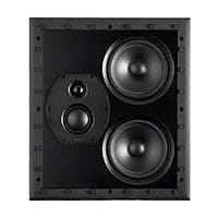 Monolith by Monoprice THX-LCR THX Ultra Certified 3-Way LCR In-Wall Speaker