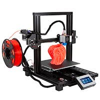 MP10 Mini 200x200mm Build Plate 3D Printer