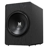 "Monolith by Monoprice M15-S 15"" THX Ultra Certified Sealed 1000 Watt Powered Subwoofer"