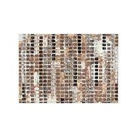 Tiled 5x7 Area Rug