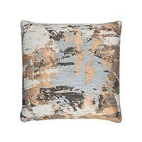 Paint Pallet 20x20 Poly Filled Throw Pillow