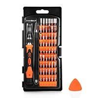 Tacklife HPSB1A Mini Screwdriver Set 58 in 1 Magnetic Driver Kit, Professional Repair Tool Kit