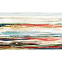 "ON THE HORIZON ARTIST ENHANCED WALL ART 24""X 36"""