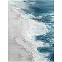 "LOW TIDE ARTIST ENHANCED WALL ART 24""x36"""