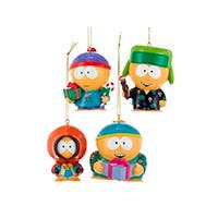 South Park™ Blow Mold Ornaments Set of 4