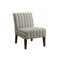 Carbon Collection by Monoprice Hasting Accent Chair
