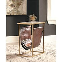 Carbon Collection by Monoprice Billi Accent Table