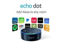 Echo Dot (2nd Generation) - Smart speaker with Alexa - Black smart Home