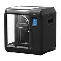 Monoprice MP Voxel 3D Printer, Fully Enclosed, Assisted Level, Easy Wi-Fi, Touch Screen, 8GB On-Board Memory, BLACK
