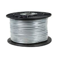 Monoprice 6 Wire, Stranded, Silver - 1000ft (Open Box)