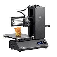 Monoprice MP i3 3D Printer Fully Assembled MicroSD & Sample PLA (Open Box)