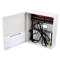 Monoprice 16 Channel CCTV Camera Power Supply - 12VDC - 10Amps (Open Box)