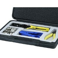 Monoprice Professional Waterproof Connector Tool Kit (Open Box)