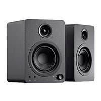 Monoprice DT-4BT 60-Watt Multimedia Desktop Powered Speakers with Bluetooth