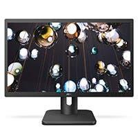 "AOC 19.5"" LED LCD Monitor - 16:9 - 5 ms - 1600 x 900 - 16.7 Million Colors - 200 Nit - HD+ - HDMI - VGA - 14 W - Black - 20E1H"