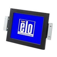 "Elo 3000 Series 1247L Touch Screen Monitor - 12"" - Surface Acoustic Wave - 800 x 600 - 4:3 - Black"