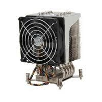 Supermicro 4U Active CPU Heat Sink for X9 Socket R WS - 3800 rpm - Socket R LGA-2011 Compatible Processor Socket - Retail