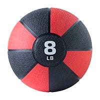 GetFit 8 Pound Medicine Ball (Open Box)
