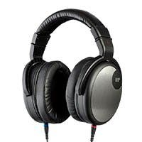 Monoprice HR-5C High Resolution Closed Back Wired Headphones (Open Box)