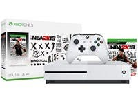 Xbox One S 1TB Console - NBA 2K19 Bundle 234-00575