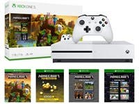 Xbox One S 1TB Console - Minecraft Creators Bundle by Microsoft 234-00655