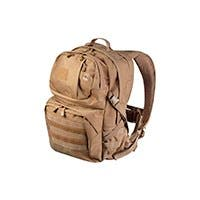 Pure Outdoor by Monoprice 32L Survival Tactical Backpack, Tan (Open Box)