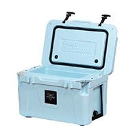 Pure Outdoor by Monoprice Emperor 25 Cooler, Blue (Open Box)