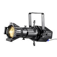 Stage Right by Monoprice 200W COB LED Ellipsoidal with Gobo Holder (White 3200K, 19°) (Open Box)