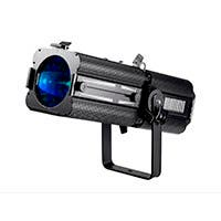 Stage Right by Monoprice 180W COB LED Ellipsoidal with Manual Zoom (RGBW, 17°-50° beam angle) (Open Box)