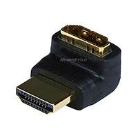 Monoprice HDMI® Port Saver (Male to Female) - 270 Degree