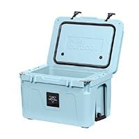 Pure Outdoor by Monoprice Emperor 50 Cooler, Blue (Open Box)